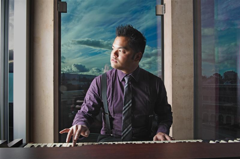 Brian Ho – Hammond B3, Piano